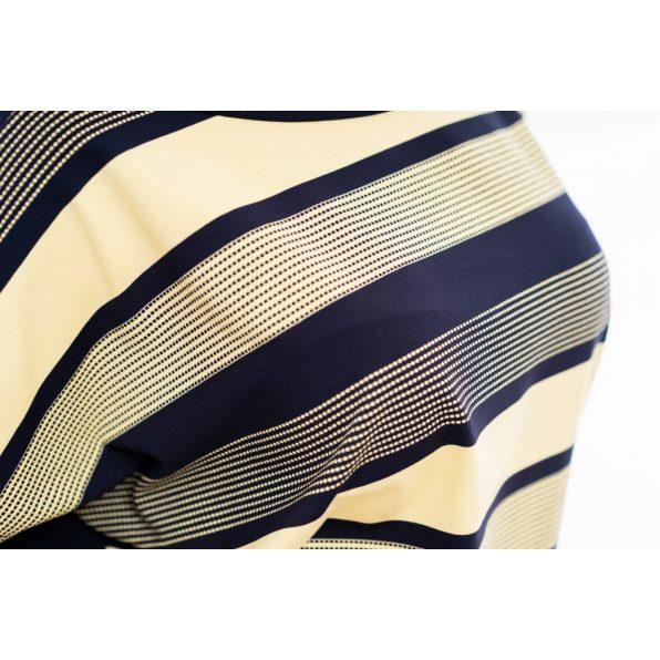 denevér tunika, nyári denevér fazonú felső, rucy fashion tunika, vanília sárga tunika,