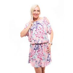 venezia anyagú ruha, lenge nyári ruha, csinos ruha nyaraláshoz, tengerparti ruha, rucy fashion
